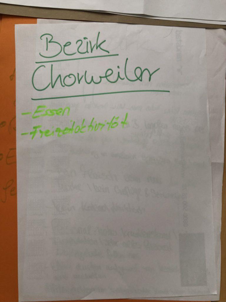 Bezirk 6 Chorweiler